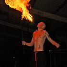 welsh dragon's do breath fire by cool3water