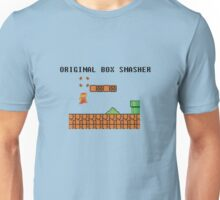 Mario Bros - Original Box Smasher Unisex T-Shirt