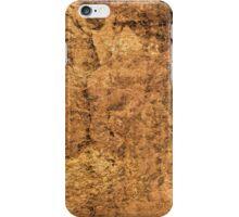 Haitian Rock Face and Dirt - Horizontal iPhone Case/Skin