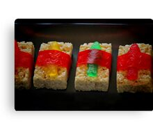 Sushi for Kids Canvas Print