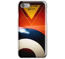 Ejection Seat iPhone Case/Skin