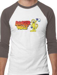Danger Walt Men's Baseball ¾ T-Shirt