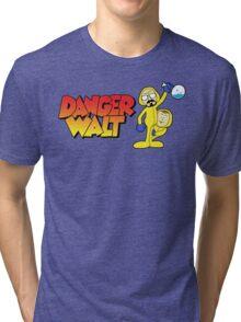 Danger Walt Tri-blend T-Shirt