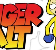 Danger Walt Sticker