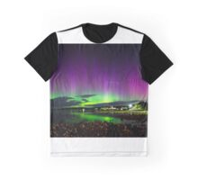 Aurora Australis 1/2 Graphic T-Shirt