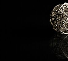 Straw Ball by Kerrod Sulter