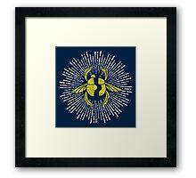 Cave of Wonders Beetle Framed Print