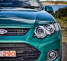 XR6 Turbo by Kerrod Sulter