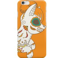 Vulpix Pokemuerto | Pokemon & Day of The Dead Mashup iPhone Case/Skin