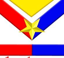 Manny Pacquiao Pac-Man Boxing Champion Sticker