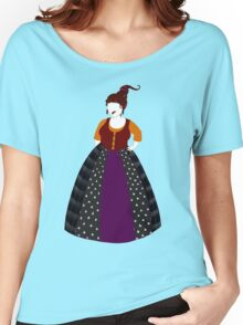 Hocus Pocus- Mary Sanderson Women's Relaxed Fit T-Shirt