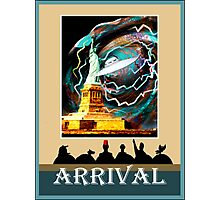 Arrival Photographic Print