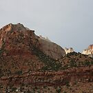 Zion National Park by Allen Gaydos