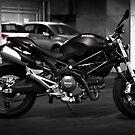 Ducati Monster 659 by Kerrod Sulter