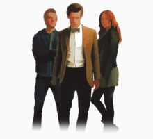 The Doctor and The Ponds Baby Tee