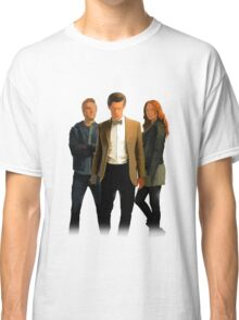 The Doctor and The Ponds Classic T-Shirt