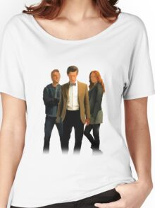 The Doctor and The Ponds Women's Relaxed Fit T-Shirt