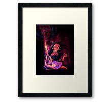 Salems Daughter Framed Print