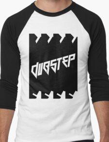 DUBSTEP (VICTORY) BLACK Men's Baseball ¾ T-Shirt
