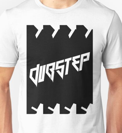 DUBSTEP (VICTORY) BLACK Unisex T-Shirt