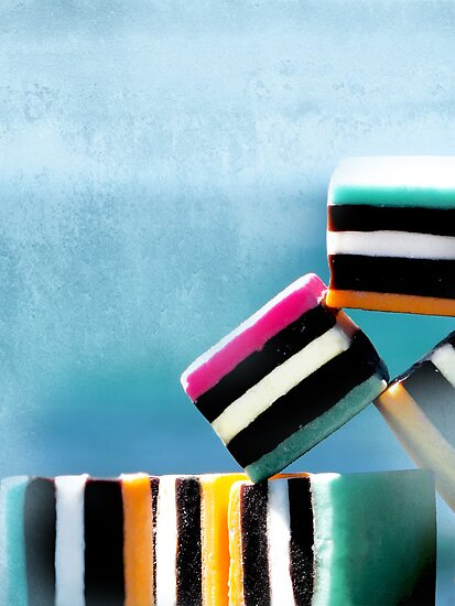 liquorice sea sculpture I by © Karin  Taylor