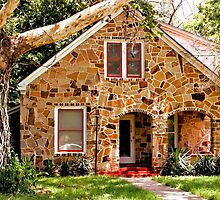 Stone House by aprilann