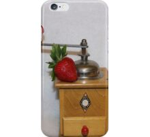 Strawberry Coffee [iPhone - iPod Case/Skin] iPhone Case/Skin