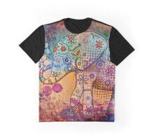 indie elephant Graphic T-Shirt