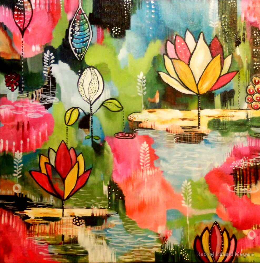 """Everlasting Spring"" by Rachel Ireland-Meyers"