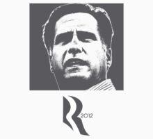 Politics: Mitt Romney by vjewell