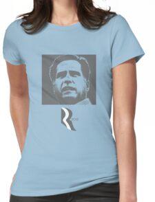 Politics: Mitt Romney Womens Fitted T-Shirt