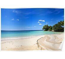 Hatubo Beach, Baucau Poster
