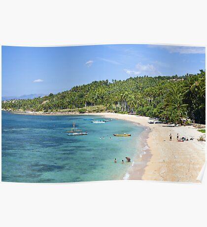 Hatubo Beach 2, Baucau Poster