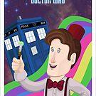 Doctor Who Returns! by Sydney Eller