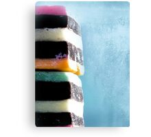 liquorice sea sculpture VI Canvas Print