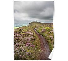 Embsay Crag - August Poster