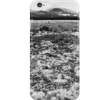 San Francisco Mountains Arizona iPhone Case/Skin