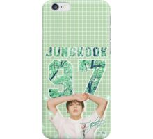 In the Mood for Jungkook Phone Case iPhone Case/Skin