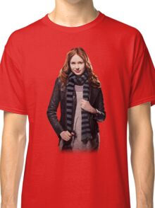 Amy Pond - The Girl Who Waited Classic T-Shirt