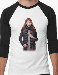 Amy Pond - The Girl Who Waited Men's Baseball ¾ T-Shirt