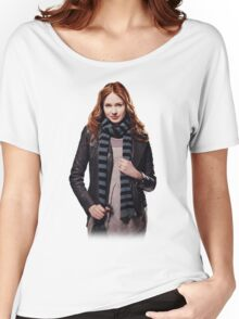 Amy Pond - The Girl Who Waited Women's Relaxed Fit T-Shirt
