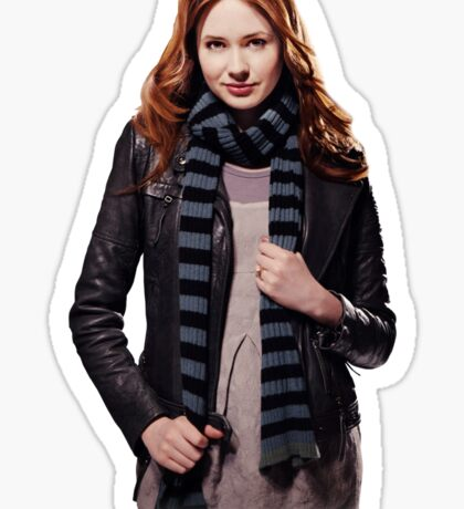 Amy Pond - The Girl Who Waited Sticker