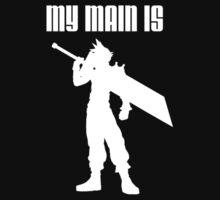 My Main Is Cloud (Smash Bros) by CalvertSheik