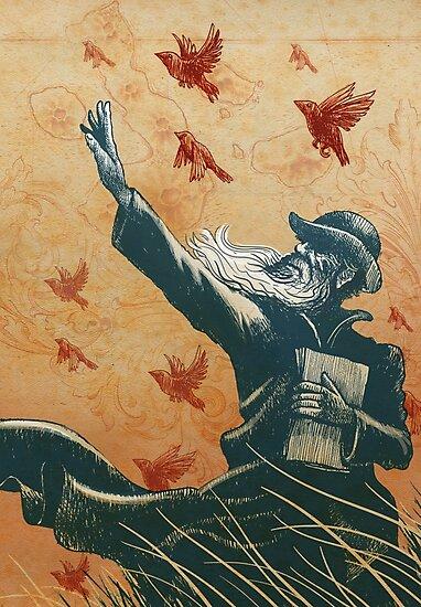 Evolution: A Tribute to Charles Darwin by kiko