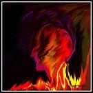 MAN OF FIRE by Sherri     Nicholas
