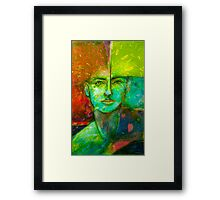 Imago- Journey of the self Framed Print