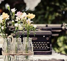 To Type a Love Letter by Carol Knudsen