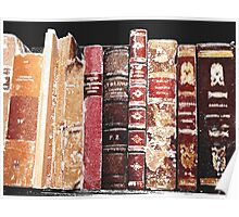 Books Poster