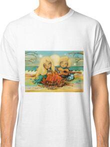 beach campfire Classic T-Shirt