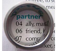Partner Photographic Print